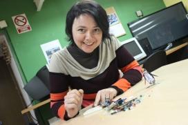 Martina Mayrhofer, El Teb - Servei d'assessorament informàtic