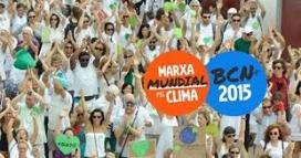 Marxa mundial pel clima, 29 de novembre a Barcelona, i a 2500 ciutats del món (imatge:justiciaclimatica.com)