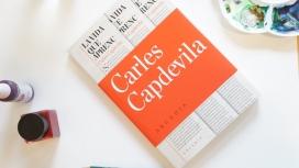 """Portada del llibre """"La vida que aprenc"""" de Carles Capdevila"""