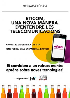 Aquestes xerrades s'estan realitzant a diverses entitats d'arreu de Catalunya.