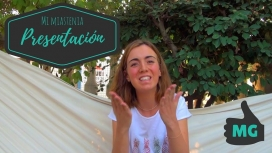 Vídeo de presentació del canal 'Mi Miastania' d'Alba Granell. - Font: Mi Miastenia