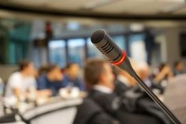 Curs sobre 'Comunicació d'actes i eines per parlar en públic'. Font:Pixabay