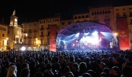 Mercat de la Música Viva de Vic (del 14 al 18 de setembre, Vic).
