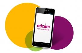 Ara mateix Eticom-Som Connexió, ofereix serveis de telefonia mòbil a tot l'estat.