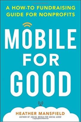 Portada del llibre en anglès 'Mobile for Good'