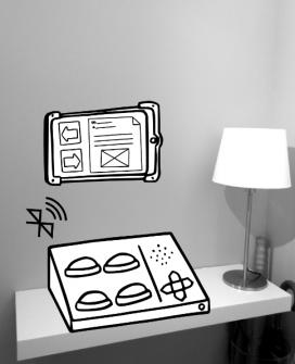 Fins i tot es podran crear nous dispositius que connectin amb l'aplicació.