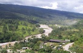 El riu Mocoa es desbordà la nit del 31 de març - Foto: Jose Luis E. Marín