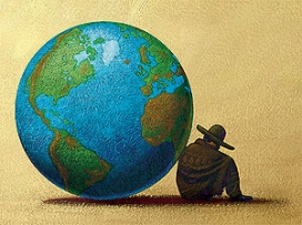 Globalització. Font: Citius64