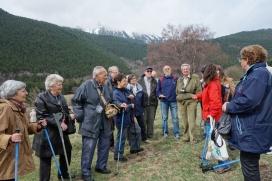 """Un grup de """"sèniors"""" de Mutuam Activa a una estada a Món Natura Pirineus (imatge:mutuamblog)"""