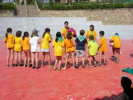 Monitors amb infants_Fundació Pere Tarres_Flickr