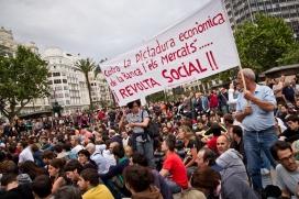 Moviment 15M a València