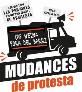 'Mudances de Protesta' vol que els trasllats siguin cercaviles reivindicatives.