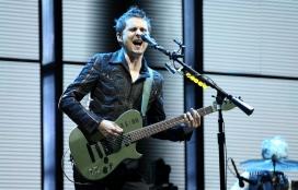 Instant de Muse en directe al Glastonbury. Font: Oxfam Intermon