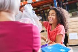 Les entitats poden beneficiar-se a cada moment de les donacions de material