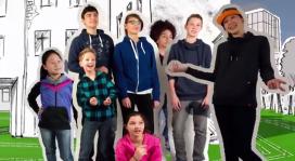 Fotograma del vídeo promocional del Safer Internet Day 2014