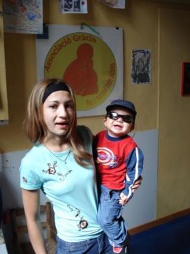 L'ONG Nens sense Barreres dóna suport a infants amb pares a la presó. Font: Nens sense Barreres