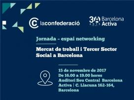 'Mercat de treball i Tercer Sector Social a Catalunya'