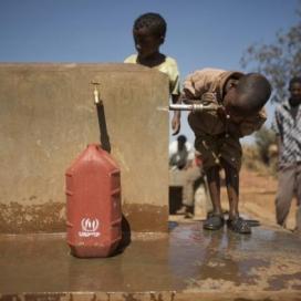 A Sudan del Sud, hi ha problemes seriosos de dèficit hídric.