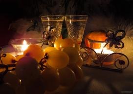 Celebració típica de cap d'any a Catalunya. Font: Torange-es