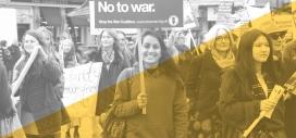 Veus per una pau inclusiva. Font: Dones, Pau Seguretat