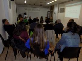 El projecte es va presentar a Can Batlló i al Centre Social de Sants / Foto: el3.cat