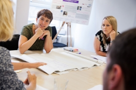 New Philanthropy Capital assessora les entitats per millorar la seva acció.   Font: NPC