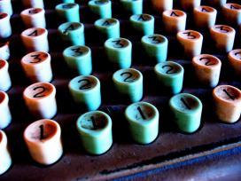 Números per comptar. Font: ing jorge (flickr)