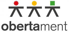 Logotip d'Obertament