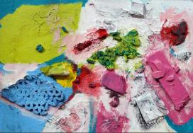 Obra presentada a l'edició de 2015. Autora: Gloria Alcántara