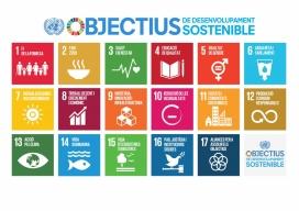 La nova agenda conté 17 Objectius de Desenvolupament Sostenible