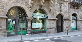 Oficina de Triodos Bank a Barcelona (Font: flickr.com)