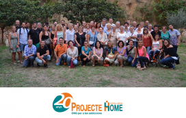 Trobada de Voluntaris Projecte-Home