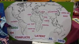 Mapa de l'ONG Dagua. Font: ONG Dagua