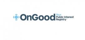 OnGood, la plataforma digital coordinadora del premi. Font: OnGood