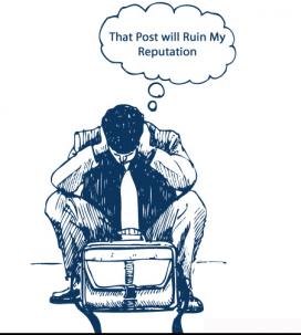 Un mal ús de les xarxes socials ens pot provocar molts maldecaps. Font: Garoa a Flickr