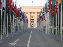 Seu de les Nacions Unides a Ginebra. Font: Wikimedia