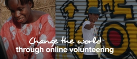 Programa de l'ONU per fer voluntariat digital. Font: ONU