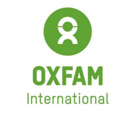 Logo d'Intermon Oxfam. Font: Oxfam