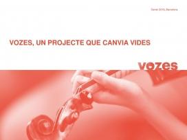 Creativitat Projecte VOZES