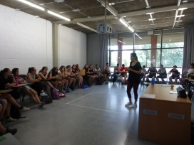 Activitat al Campus Ítaca