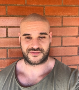 Paco Bergillos, responsable del projecte Futbol inclusiu Trinijove