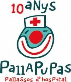 Logo dels 10 anys de Pallapupas
