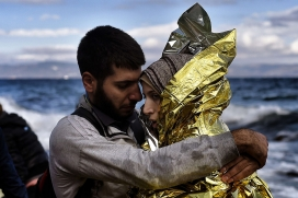 """Esperança Esteve impartirà una xerrada titulada """"Refugiats, la vergonya d'Europa"""" - Foto: Flickr"""