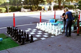 Proposta per a l'espai públic del Parking Day Seattle (imatge: parkingday)