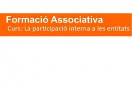 La participació interna a les entitats