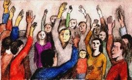 Participació ciutadana. Font: larioja.com