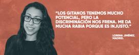 Aportació de Lorena Jiménez a 'Partir de Cero'