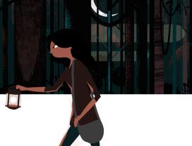 Samara, protagonista del vídeo 'Partir de Cero'