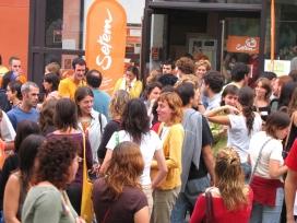 Trobada camps de solidaritat de Setem Catalunya. Font: Setem Catalunya