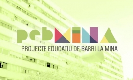 Logotip del PEB Mina